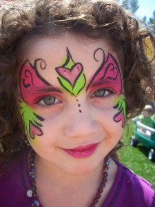 Knightdale Face Painter