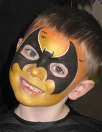 Cary Face Painting