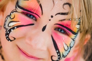 Willow Springs NC Face Painter, Face Painter Willow Springs NC