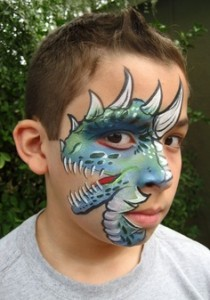 Chapel Hill Face Painting, Chapel Hill Face Painter, Face Painter Chapel Hill North Carolina