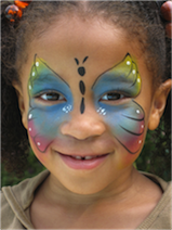 Fayetteville Face Painting