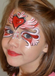 Burlington Face Painting, Burlington Face Painter, Face Painter Burlington North Carolina