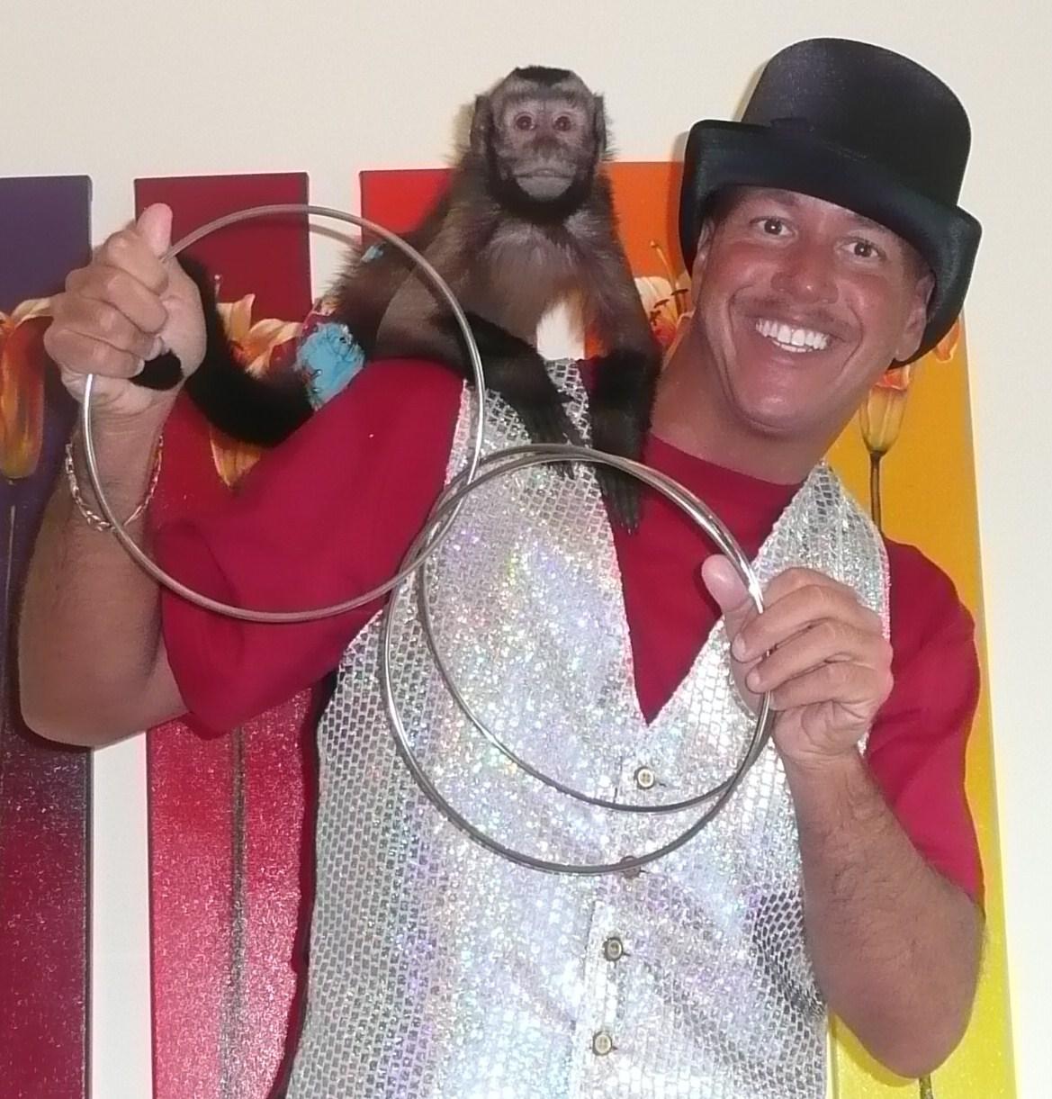 Fayetteville Clown Magic By David