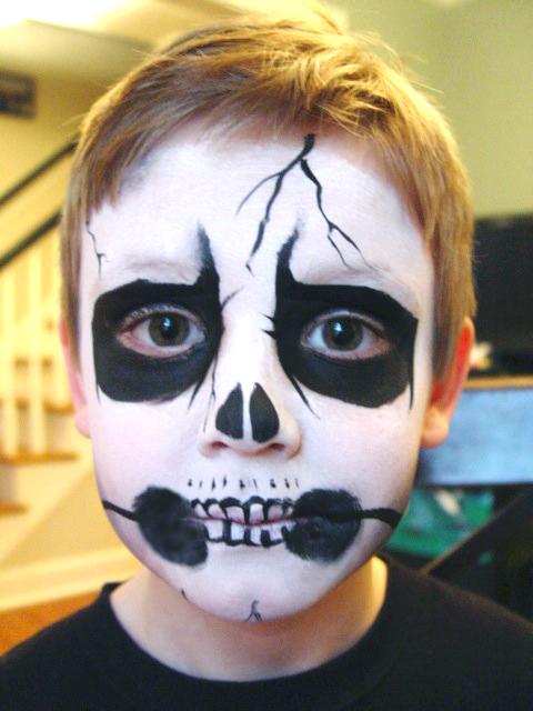 Halloween Face Painting, Face Painter Halloween, Halloween Face ...