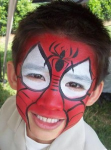 Apex Face Painting, Apex Face Painter