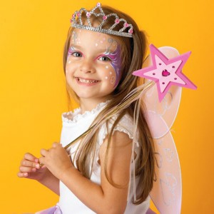 Raleigh Princess Face Painting for Raleigh Princess Parties