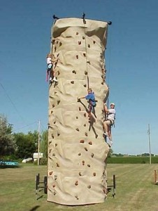 Raleigh Rock wall Rentals