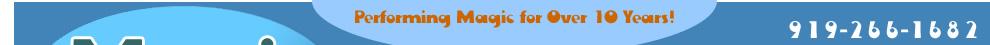 Raleigh Durham Magician