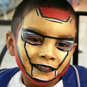 FACE 7 IRONMAN