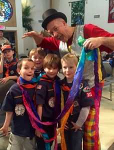 MAGIC 2 CUBSCOUTS